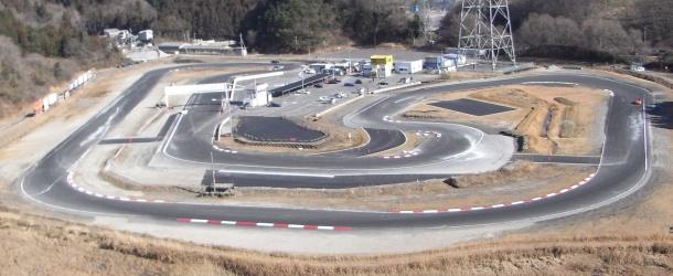 Nikko Circuit dans IRL